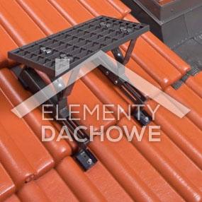 Akcesoria dachowe z aluminium