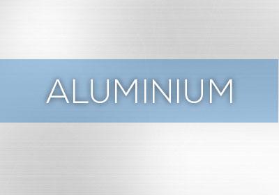 Elementy dachowe aluminiowe