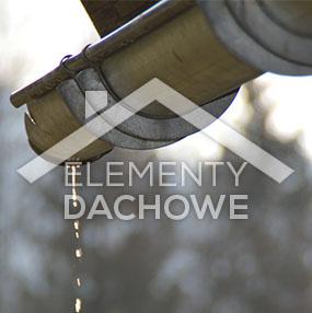 Taśmowe rynny aluminiowe